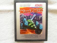 Moon Patrol Atari 2600 Atari Game Console Cartridge Teste 00006000 d Works