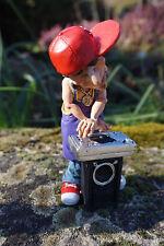 01412039  FIGURINE METIER CARICATURE DJ MIX  MUSIQUE  COLLECTION TECHNO ALPES