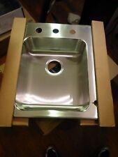 Ten 10 Ada Compliant St. Steel Sink kitchen Classroom Just Crb-Ada-2220-A-Gr-3-1