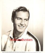 Vintage George Montgomery QUITE HANDSOME '53 Publicity Portrait