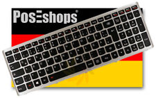 Orig. QWERTZ Tastatur Lenovo Ideapad u510 U 510 DE ohne Backlight Neu