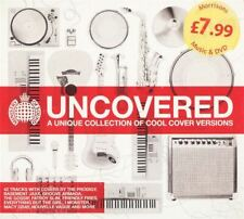 UNCOVERED - A UNIQUE COLLECTION OF COOL COVER VERSIONS various (2x CD), Mixed,