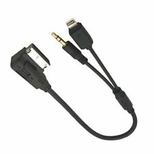 IPad/IPod/IPhone 5 5S 5C 6 6+ Audio MDI AMI MMI Interface Aux Cable for Audi Q5