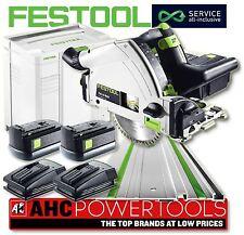 Festool TSC 55 Reb-Plus/XL-FS li 18v Cordless tuffo vide - 561701