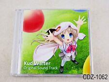 Kud Wafter Original Soundtrack Music CD Key Japanese Import Japan US Seller