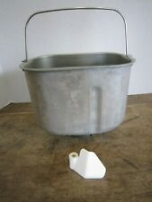 New listing Ge Bread Machine Replacement Loaf Pan and Paddle For Model 106861 Series Parts