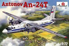 Amodel 1/72 Antonov An-24T # 72160
