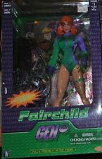 SEXY & HOT FAIRCHILD GEN 13 FULLY POSEABLE ACTION FIGURES 2 DIFFERENT VERSIONS