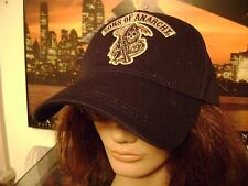 "SONS OF ANARCHY CAP-""REAPER"" BASEBALL CAP. OFFICIAL. S.O.A"