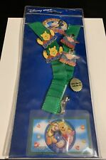 Wdw Disney Winnie The Pooh & Eeyore 4 Pin 12 Months of Magic Set New Lanyard
