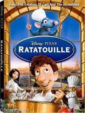 Ratatouille (Disney & Pixar Widescreen DVD) A French Rat & An Aspiring Chef!