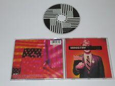 MINISTRY/FILTH PIG (WARNER BROS. 9362-45838-2) CD ALBUM