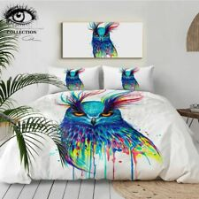 Into The Blue By Pixie Cold Art Bedding Set For Kids Duvet Cover Set Bedclothes
