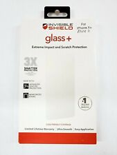 ZAGG Invisible Shield Glass+ Screen Protector for Apple iPhone 11 & iPhone XR