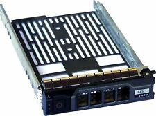"Dell SAS SATA Hot-Plug Cadre 3,5"" HDD CADDY TRAY 0F238F PowerEdge"