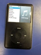 Apple iPod Classic 6th Gen 80GB Black