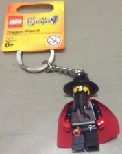 Lego Castle Keychain Dragon Wizard Mini Figure With Tag New 850886