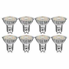 EACLL Bombillas LED GU10 Regulable (Gu10/6w/2700k/Regulable de 3 Etapas/8 Pack)