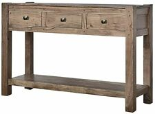 Wooden Living Room Console Tables