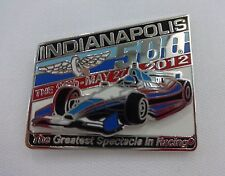 2012 Indianapolis 500 Event Collector Lapel Pin Indy500 Indycar