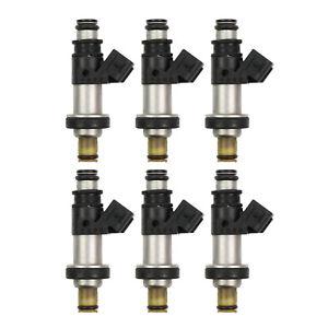 6x OEM Fuel Injectors For 01-04 Honda Odyssey Pilot MDX 3.5L Acura CL TL 3.2L V6