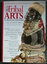 """TRIBAL ARTS"" MAGAZINE ""OUT OF PRINT"" ISSUE AUTUMN 2000 CHINESE MONKEY TOGGLES"