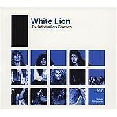 White Lion-Definitive Rock  CD NEW
