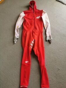Speedskating Suit M Spandex  Skinsuit Fullbody Original Polish Nationality Team