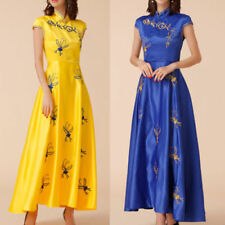 Satin Special Occasion Dresses for Women with Cap Sleeve