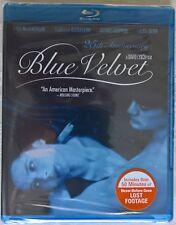 Blue Velvet - 1986 Blu-ray Disc - 25th Anniversary Edition - David Lynch Classic