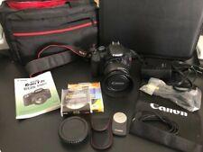 Canon EOS Rebel T2i / EOS 550D 18.0MP Digital SLR Camera - Black