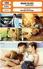 FICHE CINEMA : MIAMI BLUES - Ward,Baldwin,Jason Leigh 1990 Le Flic de Miami