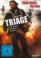DVD -Triage + The New World / 2 Colin Farrell Filme