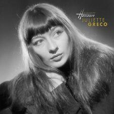 JULIETTE GRECO - HARCOURT EDITION (WHITE VINYL)   VINYL LP NEUF