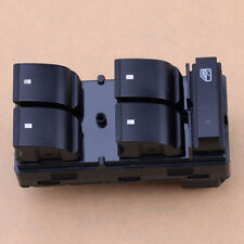 Left Driver Window Master Power Switch Fit For Chevrolet Silverado GMC Sierra