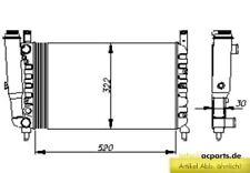 Kühler, Motorkühlung FIAT FIORINO Pick up (146) (146) 1.4