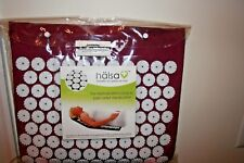 halsa ACUPRESSURE MASSAGE MAT ZENSUFU BACK PAIN RELIEF