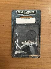 Warhammer 40k Astra Militarum coronel mano de hierro Straken Imperial guardias de Metal GW