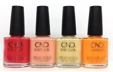Cnd Vinylux - BOHO SPIRIT 2018 Collection - All 4 Colors 278-281
