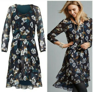 Cabi New NWT Pirouette Dress Size M #3460 Was $119 Beautiful!