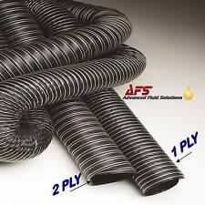 55mm I.D 2 Ply NEOPRENE DUCTING COLD AIR FEED HOSE PIPE Brake Flexible Hot