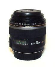 Canon Macro EF-S 60/2.8 Objektiv