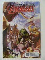 All New All Different Avengers #1 Marvel Miles Morales Ross 1:100 Variant 9.6 NM