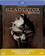Gladiator Limited Edition Embossed SteelBook (Region Free Italy)