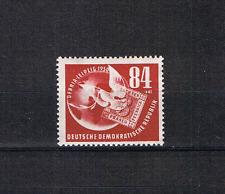 DDR 1950 Marke 260 Deutsche Briefmarkenausstellung DEBRIA postfrisch
