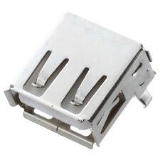 10pz Tipo-A USB Presa 90 gradi Connettore femmina Jack per la riparazione F3O3