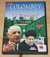 Colombey-les-deux-églises - Général de Gaulle - DVD
