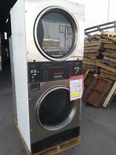 Speed Queen 30LB Stack Dryers -Stainless Steel STT30N