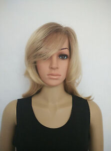 Hot Fashion Wig New Charm Women's Long Brown Blonde Wavy Natural Hair Full Wigs