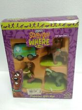 Cartoon Network Scooby Doo Figurine Gift Set NIB